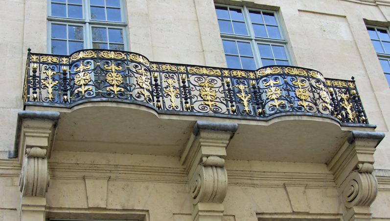 Ile saint louis paris - Hotel de lauzun visite ...