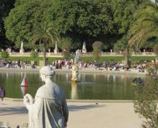 L'Art dans les jardins de Paris